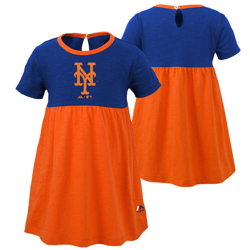 Mets Baby Doll Dress