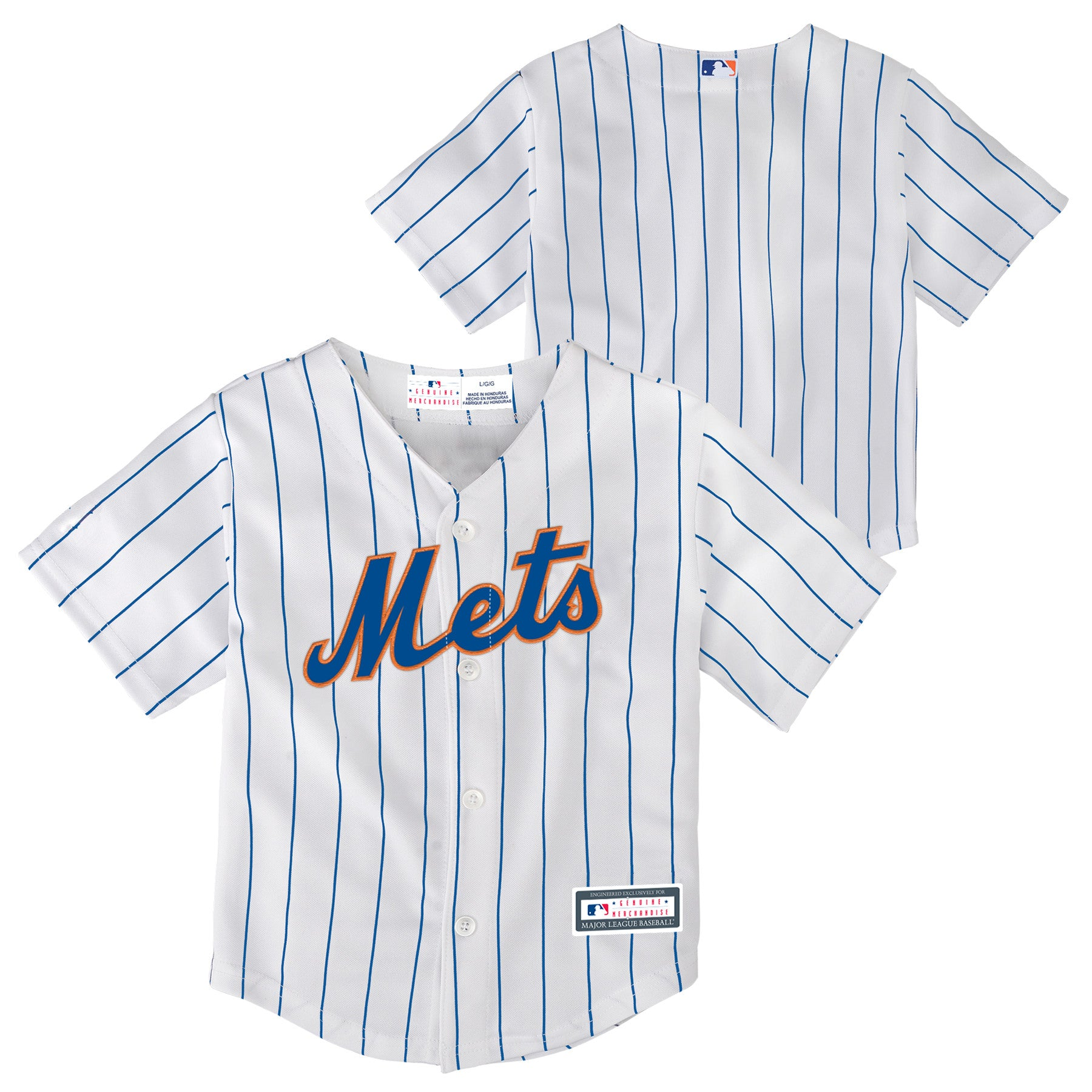 new arrival cc78f 07aa8 Mets Kid's Team Jersey (Size_2T-4T)