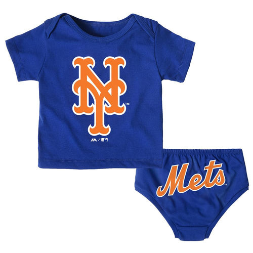 Mets Newborn Uniform Outfit