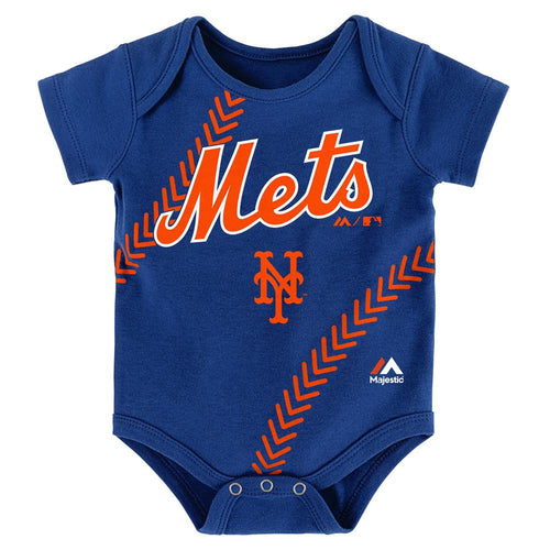 Mets Baby Home Run Creeper