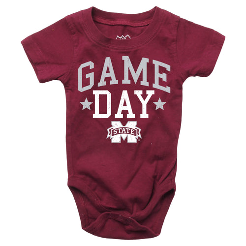 Mississippi State Bulldogs Game Day Creeper