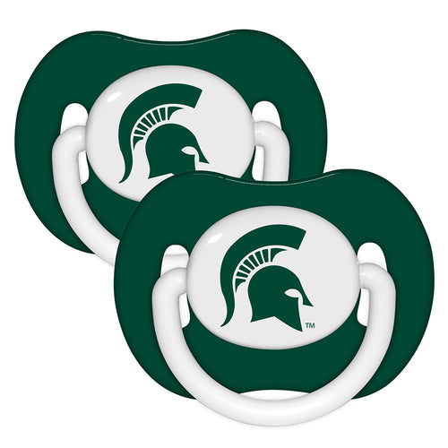 Michigan State Spartans Pacifiers