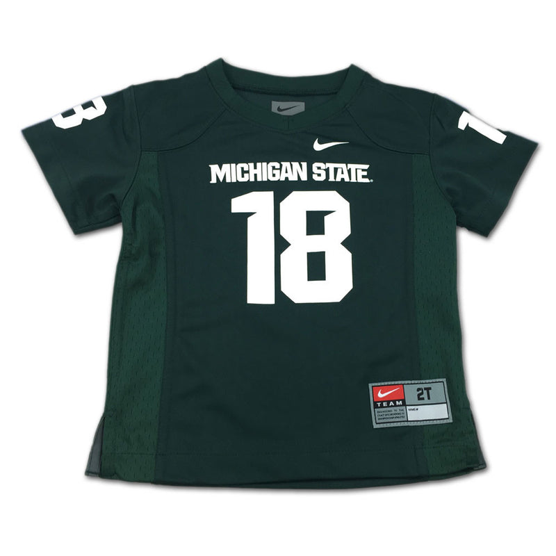MSU Spartans Nike Toddler Jersey