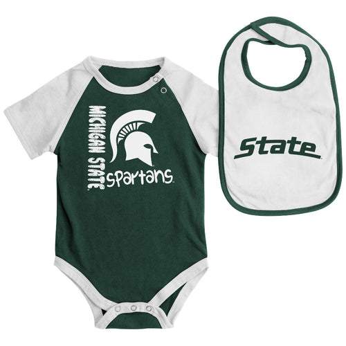 Baby's First Michigan State Outfit