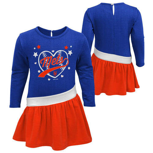 Mets Girl Team Spirit Dress