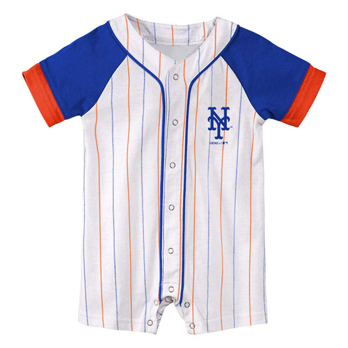 Mets Little Slugger Coverall