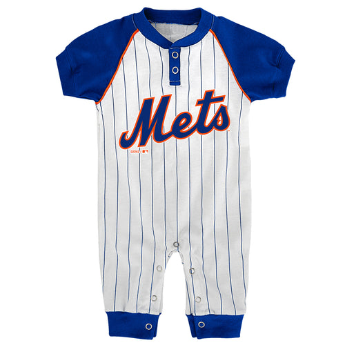 Mets Baby Team Coverall