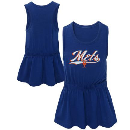 Mets Baseball Tank Dress