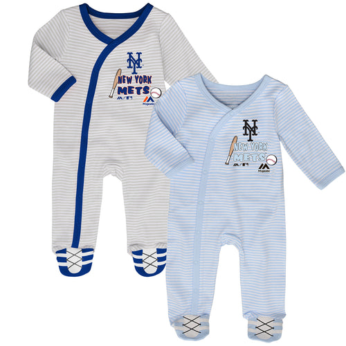 Mets Classic Infant Gameday Coveralls