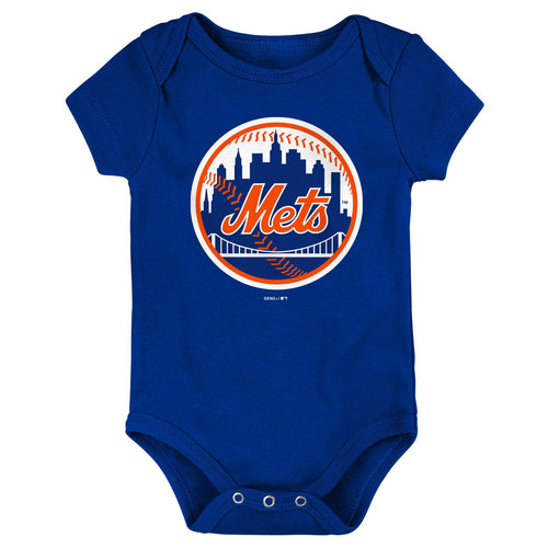 Mets Team Logo Bodysuit