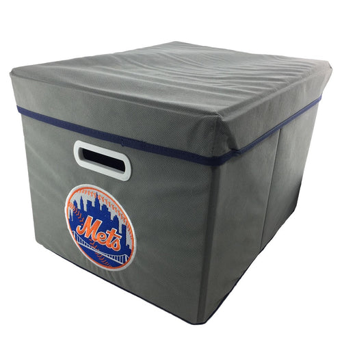 New York Mets MLB Storage Cubes
