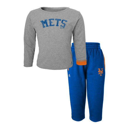 Mets Toddler Playtime Shirt & Pants Set