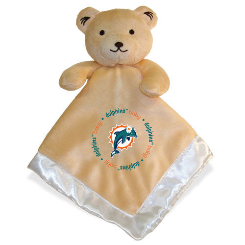 Dolphins Baby Security Blanket