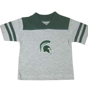 Michigan State Jersey Tee