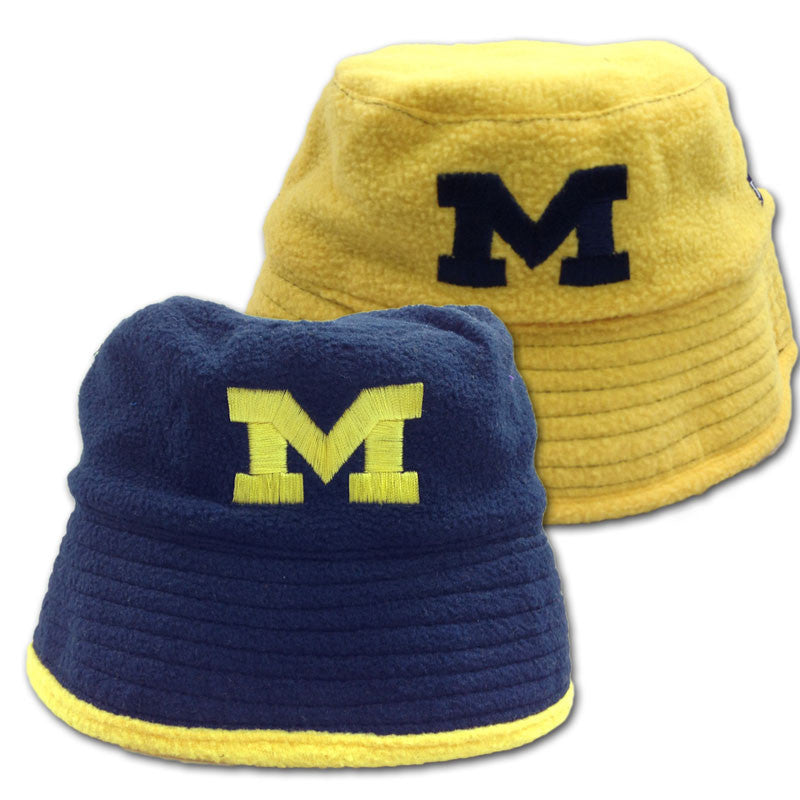 Michigan Reversible Bucket Hat