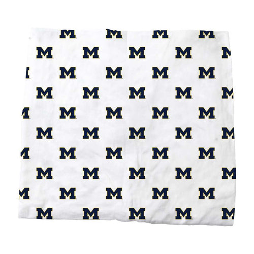 Michigan Organic Cotton Fitted Baby Crib Sheet