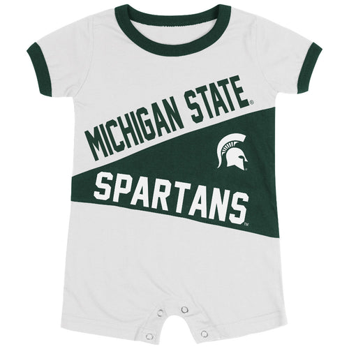 Spartans Baby Megaphone Romper