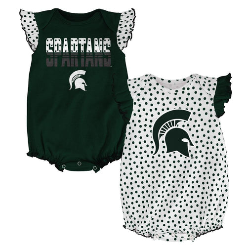 Michigan State Dotty Duo