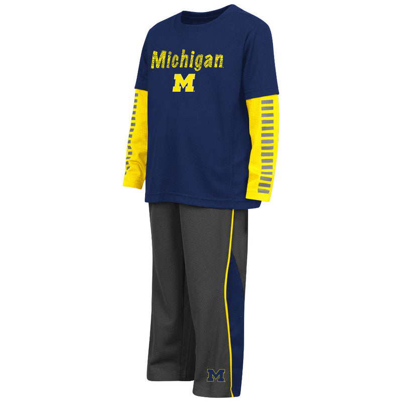 Wolverines Performance Wear Set