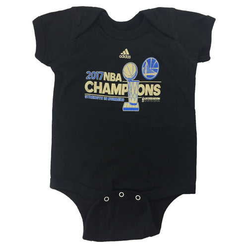 Golden State Warriors 2017 NBA Champions Bodysuit