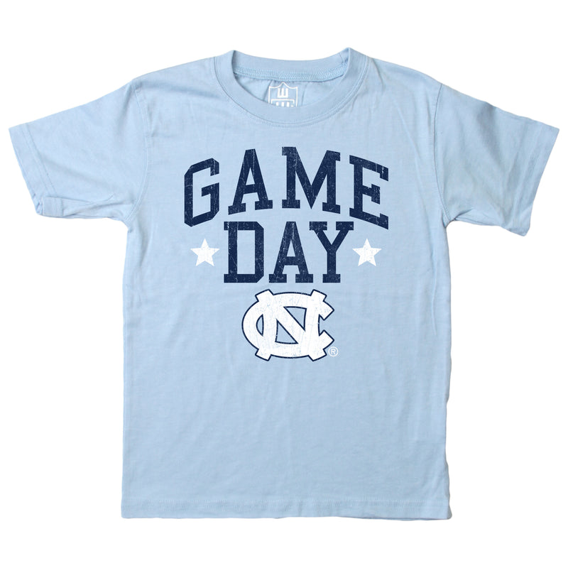 UNC Toddler Game Day Tee