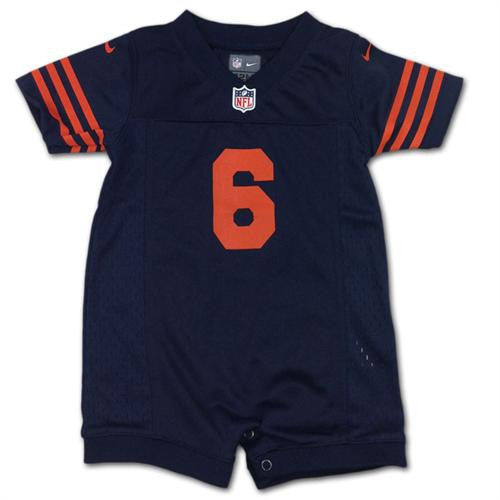 Bears Jay Cutler  infant Romper Jersey