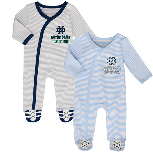 Notre Dame Classic Infant Gameday Coveralls