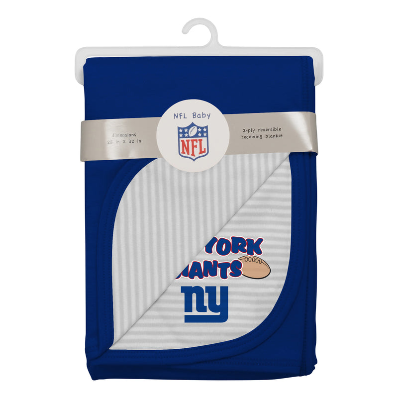 Giants Newborn Baby Blanket