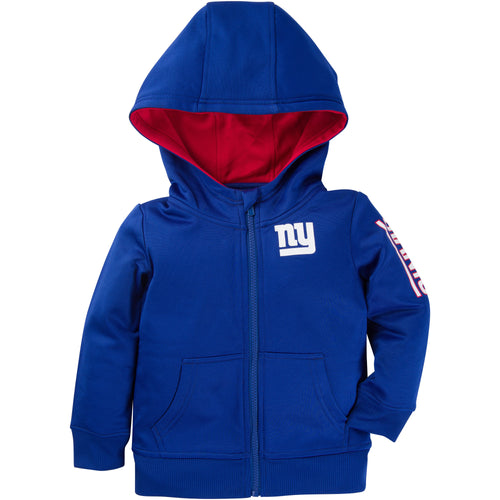 Zip Up Giants Kid Jacket