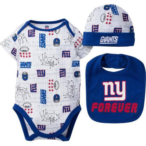 ... Baby Onesie or Tee Shirt Giants Fan Forever Outfit Ny ... c74a6bf3e