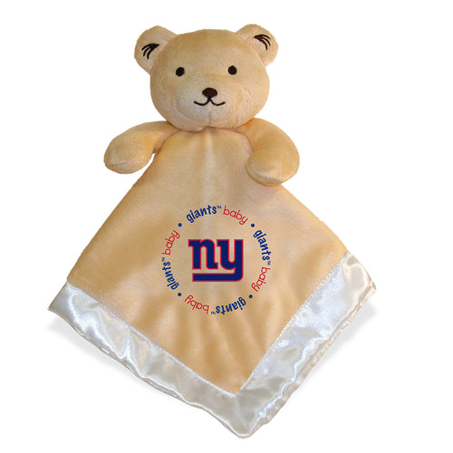 New York Giants Baby Security Blanket
