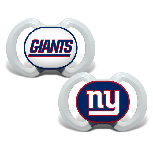 NY Giants Variety Pacifiers