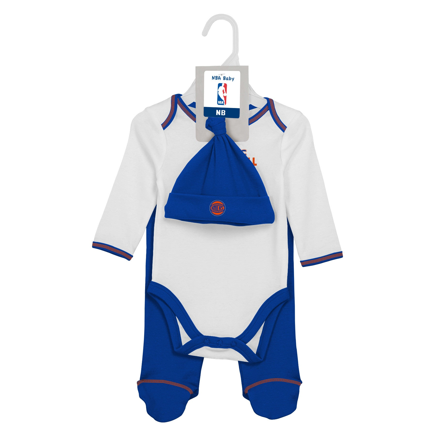 a26aba98 New York Knicks Future Basketball Legend 3 Piece Outfit – babyfans