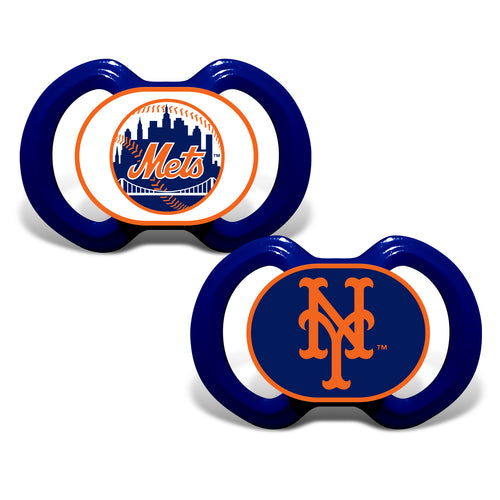NY Mets Variety Pacifiers