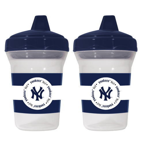 Yankees Sippy Cups