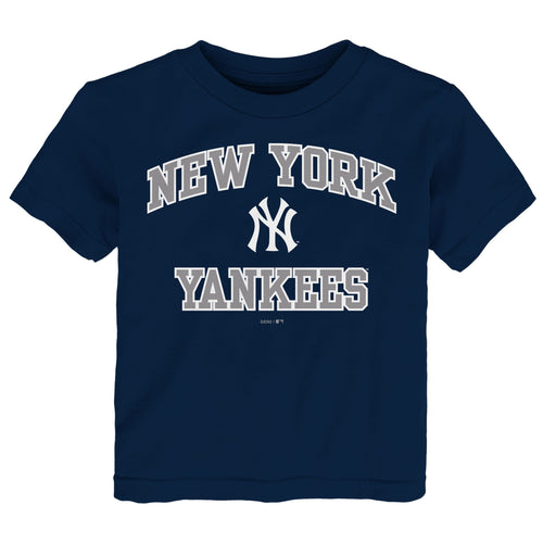 NY Yankees Fan Short Sleeve Tee