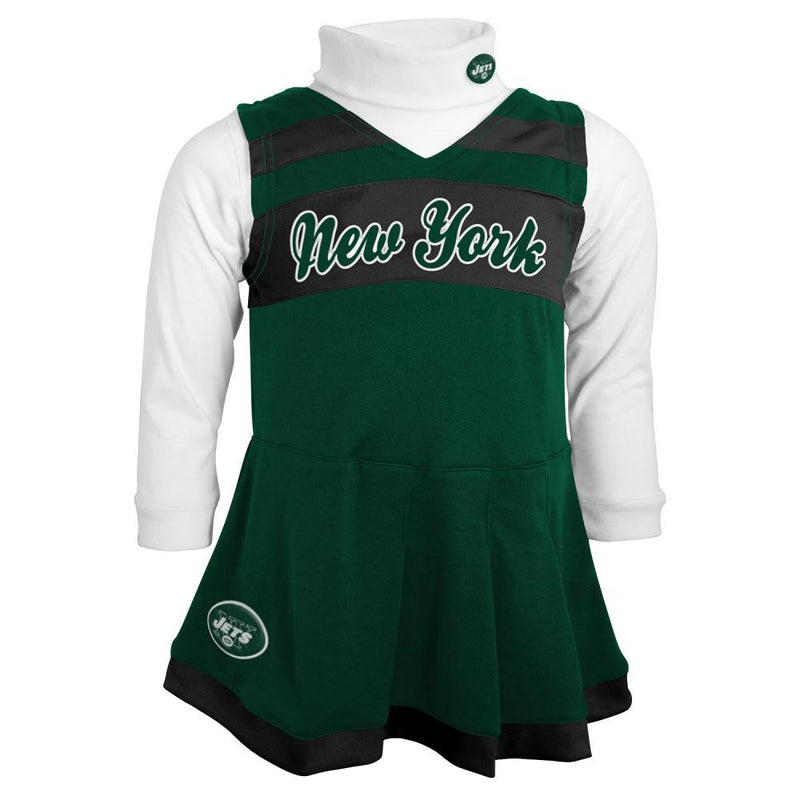 New York Jets Cheerleader Dress