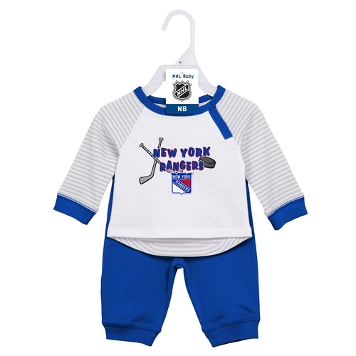 New York Rangers Scrimmage 2 Piece Set