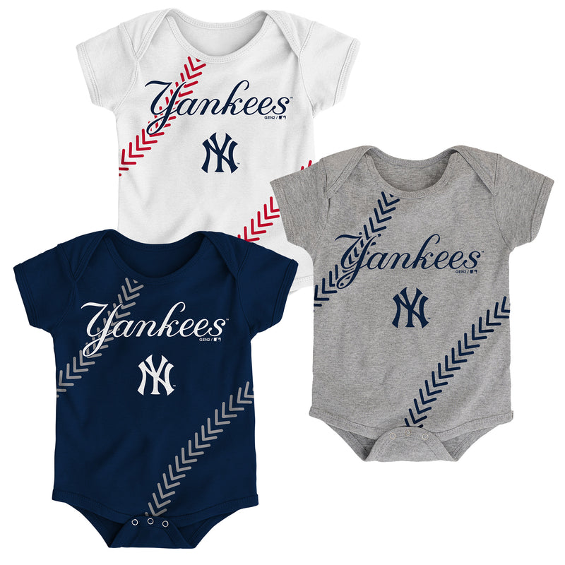 NY Yankees Baby Outfits