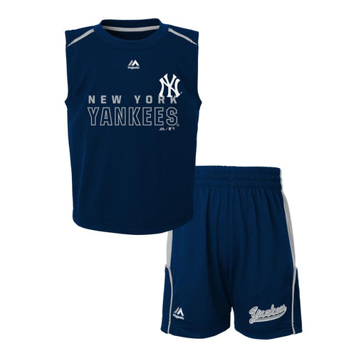 Yankees Play Ball! Shirt & Shorts Set