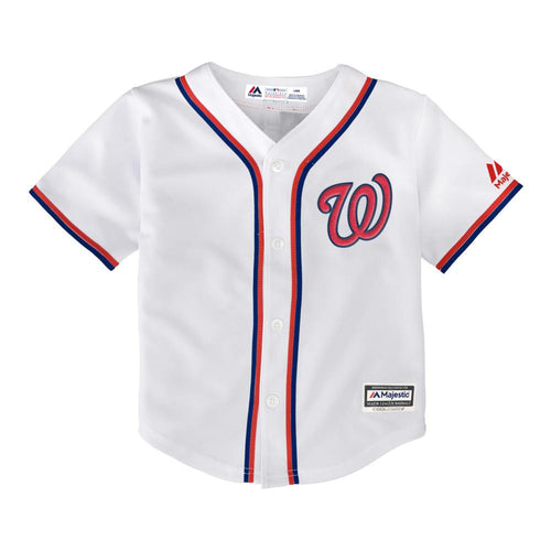 Nationals Kid's Team Jersey (Size_2T-4T)
