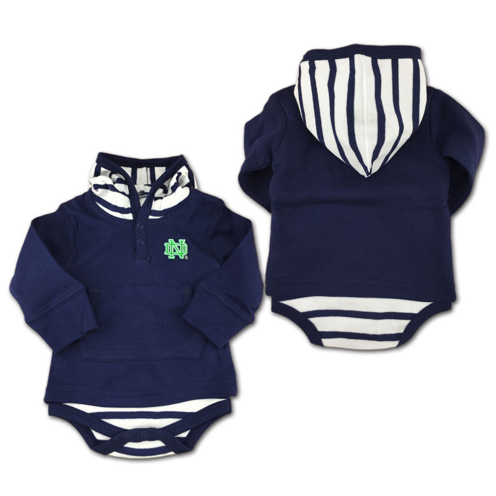 Notre Dame Hooded Striped Creeper – babyfans