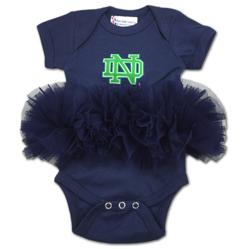 Fighting Irish Baby Tutu Onesie