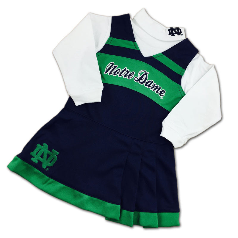 Notre Dame Team Cheerleader Jumper