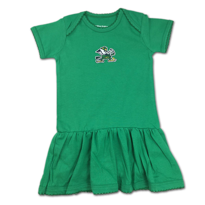 Notre Dame Irish Green Dress