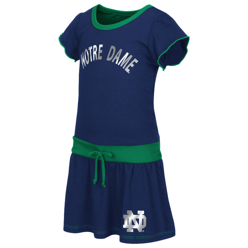 Notre Dame Toddler Dress