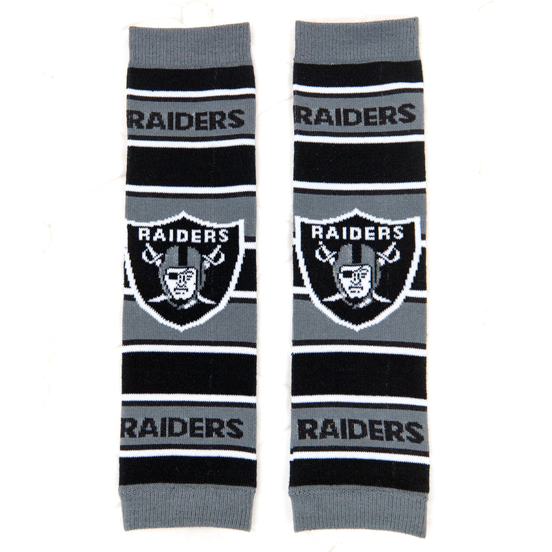 Raiders Infant Football Leg Warmers