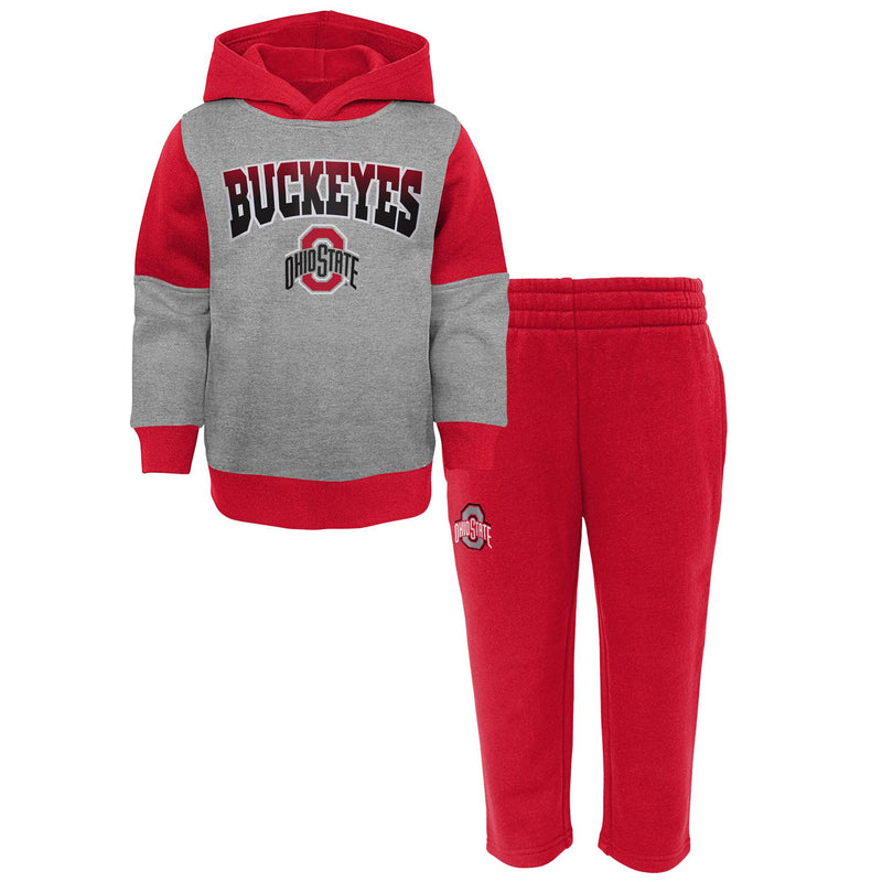 Ohio State Infant/Toddler Sweat suit