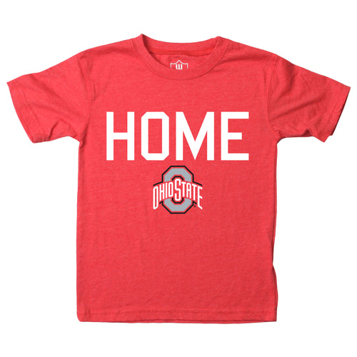 Ohio State Spirit Home Toddler Tee