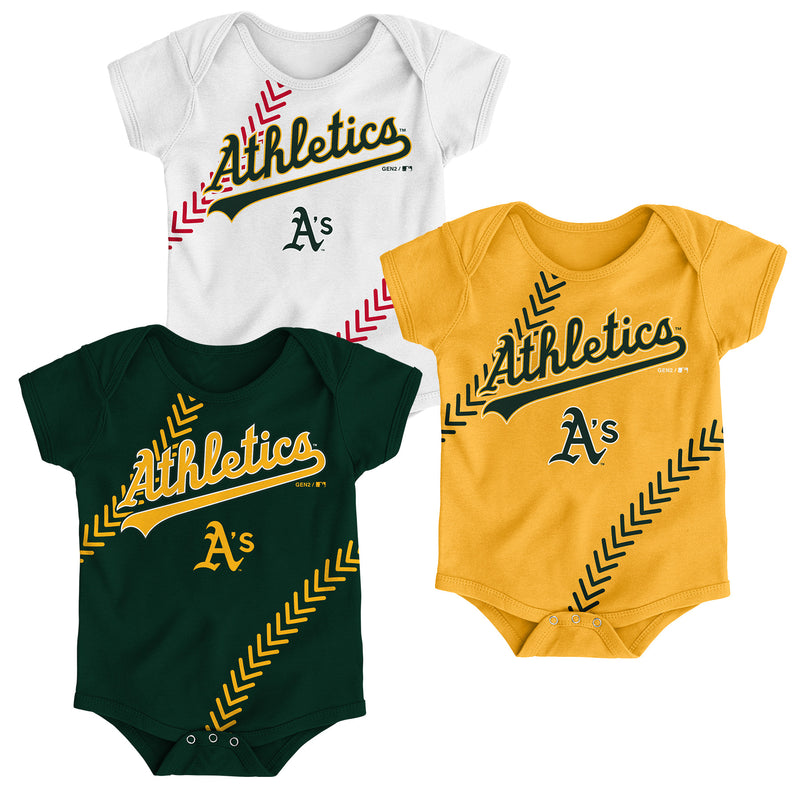 Oakland Athletics Baby Outfits